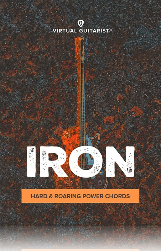 UJAM Instruments Virtual Guitarist IRON Plugin eDelivery JRR Shop