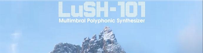 JRRshop com | JRR Sounds LuSH Urban for D16 LuSH-101