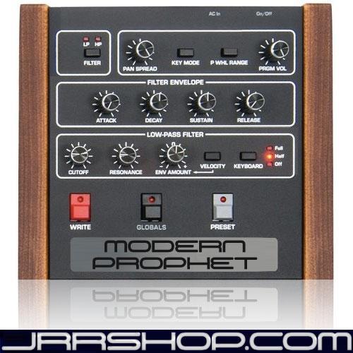 JRR Sounds Modern Prophet Standard Collection Sequential Prophet-6 Sample Set eD