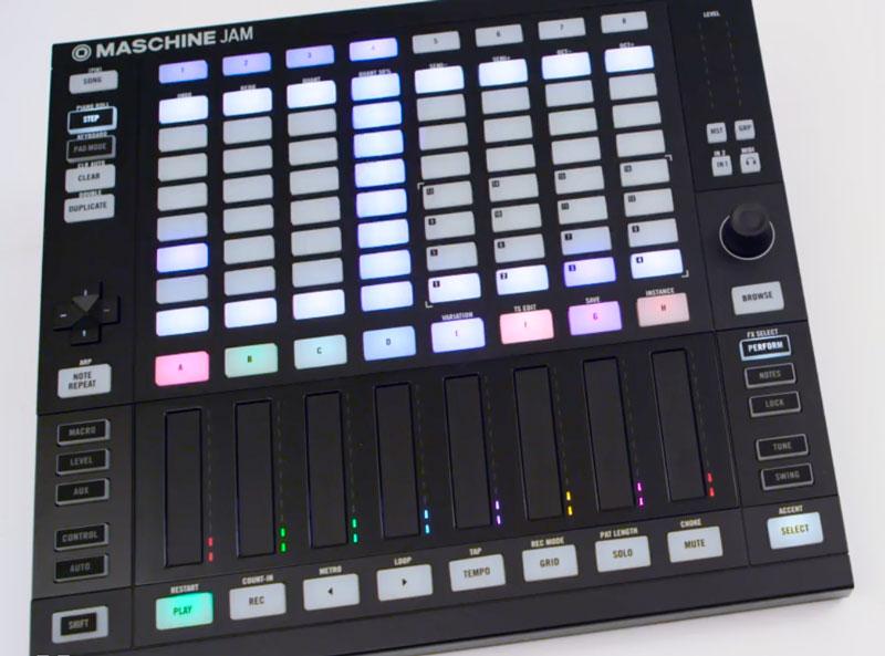 JRRshop com | Native Instruments Maschine Jam