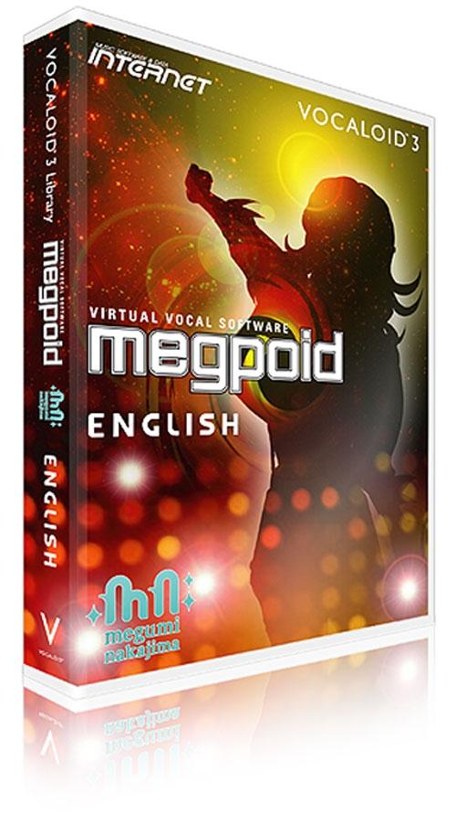 JRRshop com | Internet Co  Vocaloid 3 Megpoid Library
