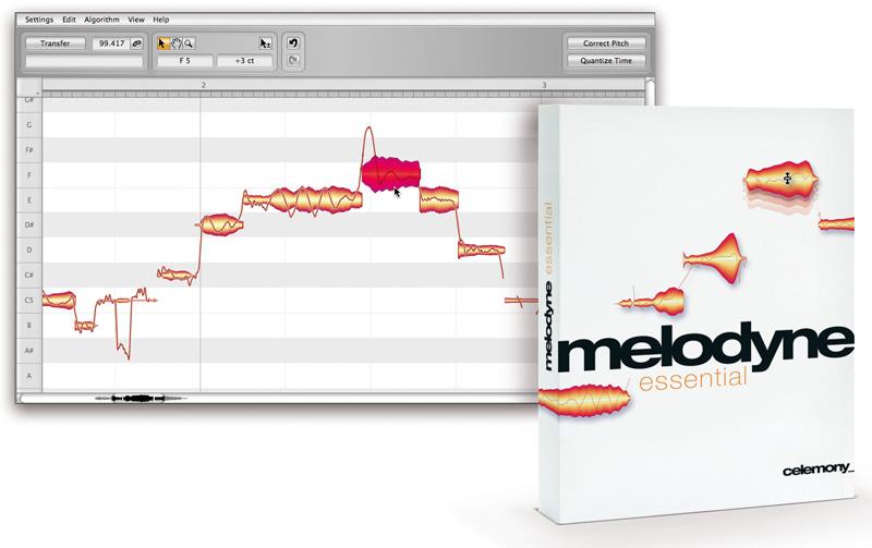 JRRshop com | Celemony Melodyne essential - Download License