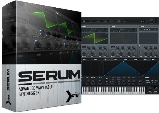 JRRshop com | Xfer Records Serum Advanced Wavetable Synthesizer