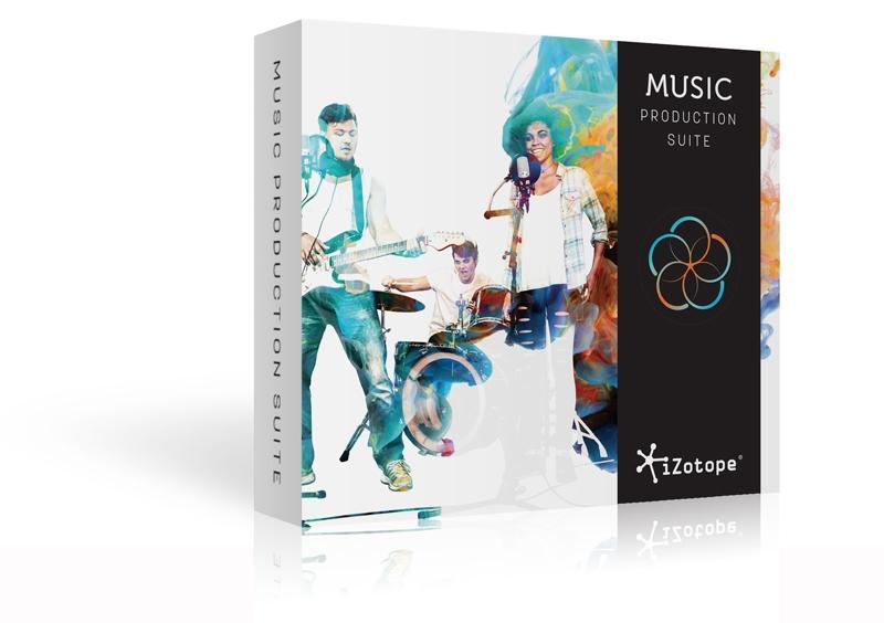 Details about iZotope Music Production Suite 2 Educational eDelivery JRR  Shop