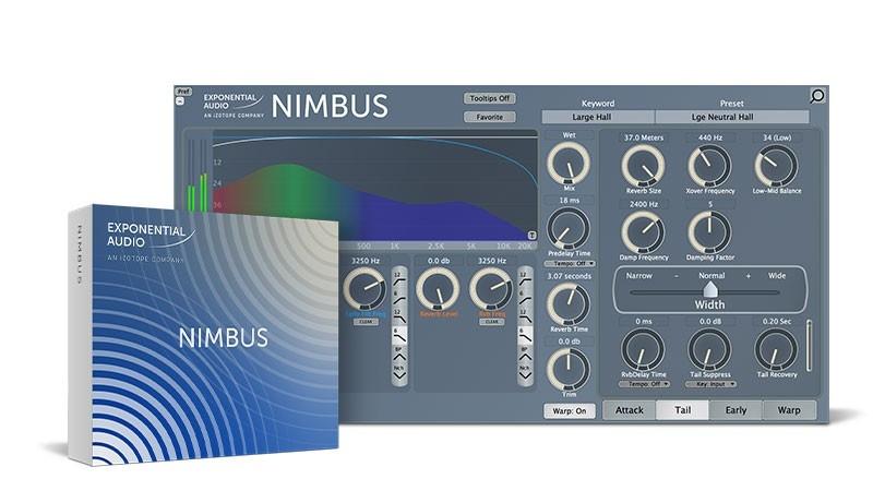NOS Audio Roomer Reverb Plugin eDelivery JRR Shop