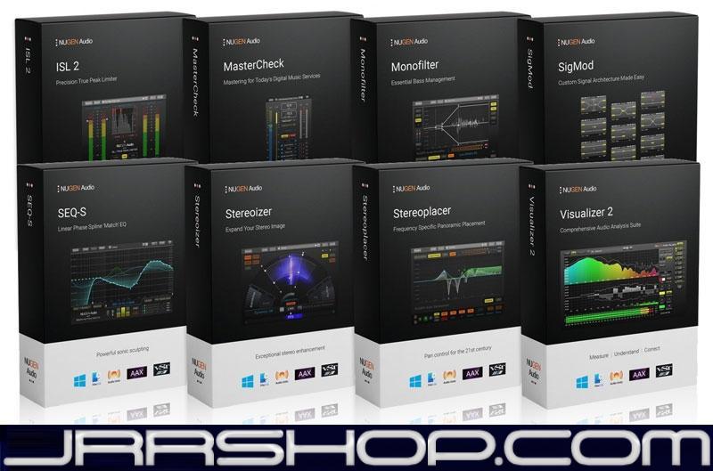 NuGen Audio Producer Bundle eDelivery JRR Shop
