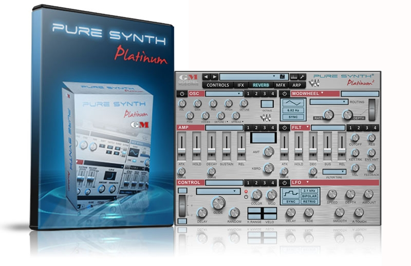 JRRshop com | Gospel Musicians Pure Synth Platinum 2