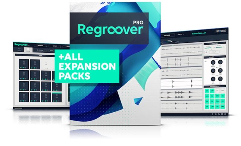 JRRshop com   Accusonus Regroover Bundle + All Expansion