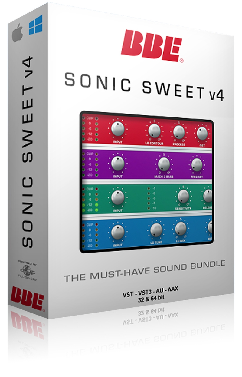 bbe sound sonic sweet download
