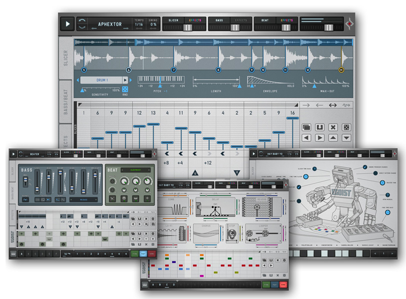 Sugar Bytes Aparillo Textural FM Synthesizer eDelivery JRR Shop