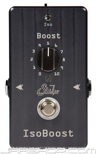 Suhr Iso Boost Pedal New JRR Shop