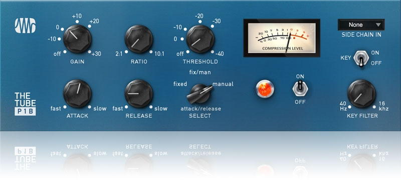 Presonus FC-670 Compressor Studio One Fat Channel Plugin eDelivery JRR Shop
