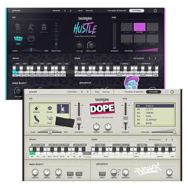 JRRshop com | UJAM Instruments HipHop-Bundle Plugin