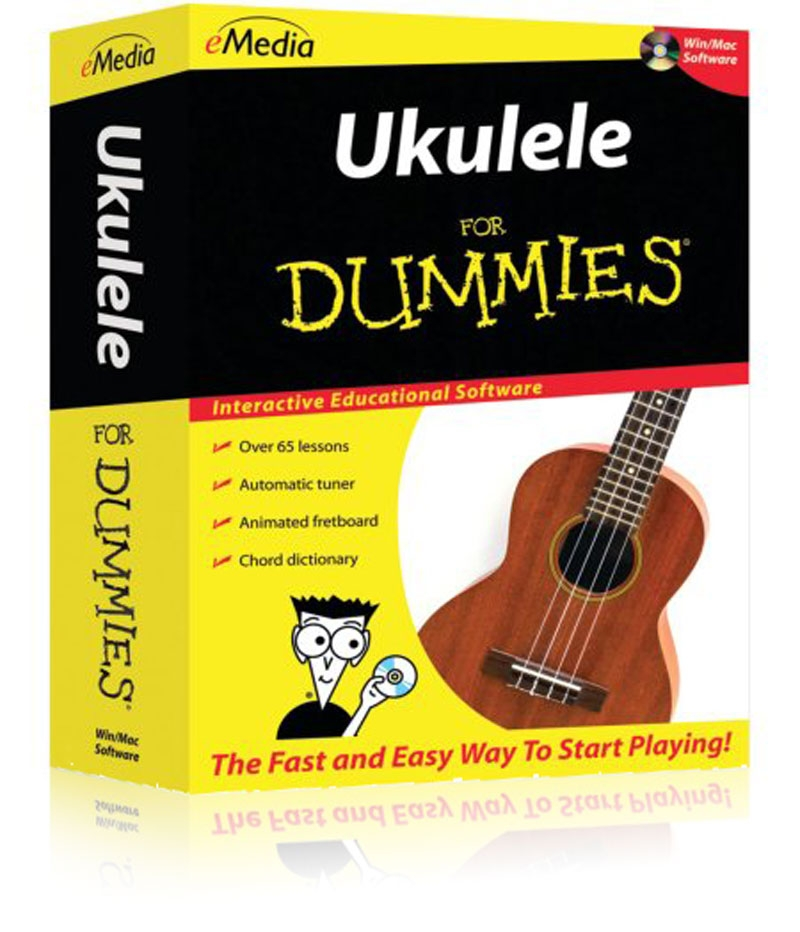 Jrrshop Emedia Ukulele For Dummies Win