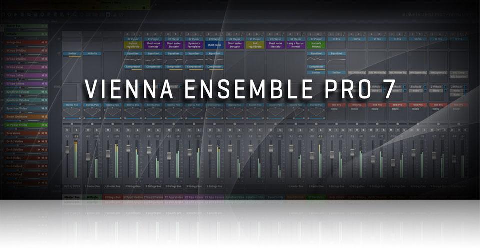 Vienna Ensemble Pro 7