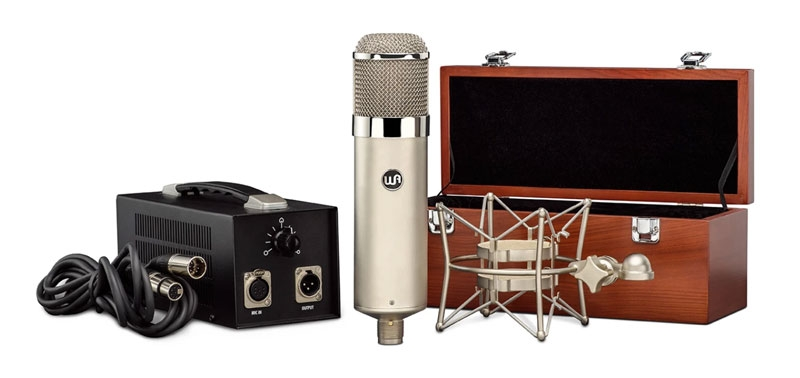 JRRshop com | Warm Audio WA47 LDC Tube Condenser Microphone