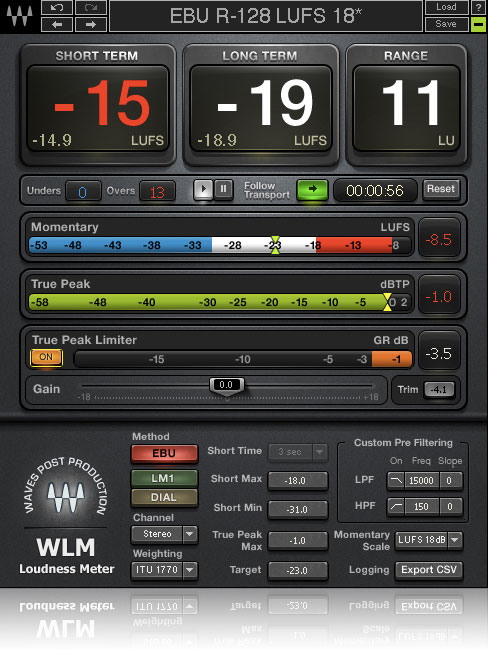 JRRshop com | Waves WLM Loudness Meter Native - Download License